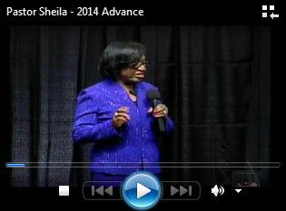 Pastor Sheila Arthurs